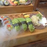 Photo taken at Dragon Sushi by Ann-Sofie L. on 8/17/2014