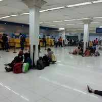 Photo taken at Ninoy Aquino International Airport (MNL) Terminal 4 by Nino A. on 2/10/2013
