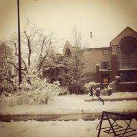 Photo taken at University of Colorado Boulder by Karl G. on 4/23/2013