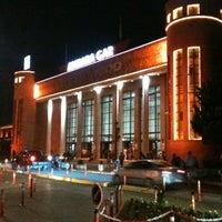 Photo taken at Ankara Garı by Burak T. on 9/27/2012