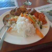 Photo taken at Desa Wisata Hotel , Resort & Convention Hall by Fardhillah A. on 6/14/2014