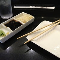Photo taken at One Sushi Bar & Grill by Austin K. on 6/12/2013