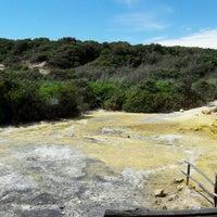 Photo taken at Riserva naturale Tor Caldara by Dacha P. on 6/21/2016