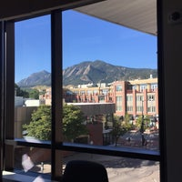 Photo taken at Twitter Boulder by Michael M. on 9/8/2016