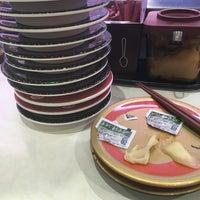 Photo taken at はま寿司 つくば小野崎店 by PiLoMETAL on 5/12/2016