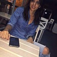 Photo taken at Hummus bar by Doroteja B. on 8/19/2015