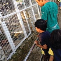 Photo taken at Mini Zoo Taman Teruntum by Farisyadiyanis H. on 10/25/2014
