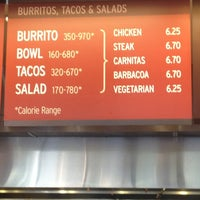 Photo taken at Chipotle Mexican Grill by A.J E. on 2/6/2013