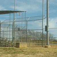Photo taken at Bob Havins Fields by Paige B. on 2/15/2014
