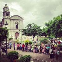 Photo taken at Auditorio San Felipe de Hijar by Susana Rocio O. on 6/24/2014