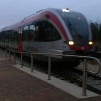 Photo taken at Capital MetroRail - Lakeline Station by Steve D. on 12/4/2012