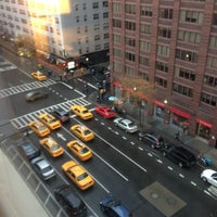 Photo taken at Hampton Inn Manhattan Times Square North by Nhut T. on 12/9/2012