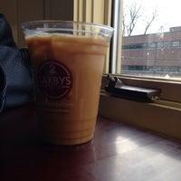 Photo taken at Saxbys Coffee by Feliza C. on 4/8/2014