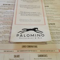Photo taken at Palomino by Georges H. on 2/15/2013