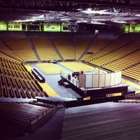 Photo taken at Coors Events Center by Rande K. on 12/20/2012