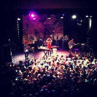 Photo taken at Music Hall of Williamsburg by Rande K. on 1/26/2013