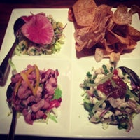 Photo taken at Joya Restaurant & Lounge by Jennifer M. on 12/11/2012
