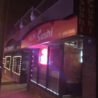 Photo taken at Nizi Sushi by Paul R. on 1/17/2016