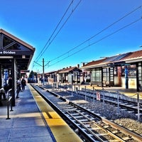Photo taken at San Jose Diridon Station by Ryan E. on 6/20/2012