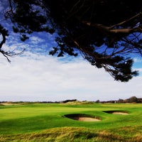 Photo taken at Royal Lytham & St. Annes Golf Club by Golf Channel on 7/19/2012