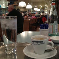 Photo taken at Carluccio's by Alan B. on 12/29/2012
