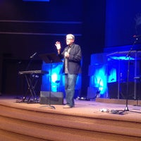 Photo taken at Eastside Foursquare Church by Garry K. on 10/8/2013