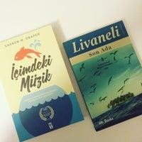 Photo taken at İnkilap Kitabevi by Gülşah Ç. on 8/16/2016