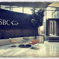 Photo taken at HSBC Genel Müdürlük by Ugur B. on 3/6/2013