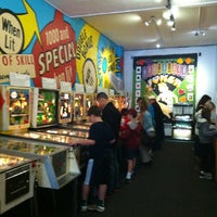 Photo taken at Pacific Pinball Museum by Laurie W. on 1/4/2013