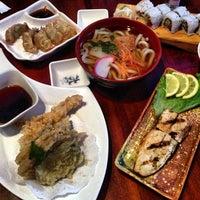 Photo taken at Utage Athens Sushi Bar by Eric W. on 4/25/2013