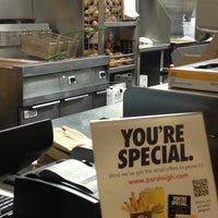 Photo taken at Penn Station East Coast Subs by Eddie B. on 2/22/2013