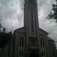 Photo taken at Igreja Matriz São Roque by Marcelo V. on 10/20/2012
