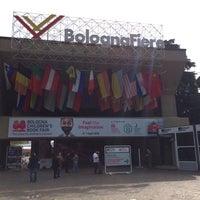 Photo taken at Bologna Children's Book Fair by Luiz Alvaro S. on 4/6/2016