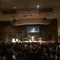 Photo taken at Eastside Foursquare Church by Chris T. on 2/14/2016