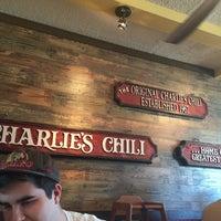 Photo taken at Charlie's Chili by Jennifer D. on 11/29/2015