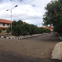 Photo taken at Asrama Putri TPB by Sophia E. on 1/20/2014