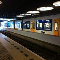 Photo taken at Station Rotterdam Blaak by Arjan O. on 8/6/2013