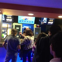 Photo taken at CinePlanet by Ricardo W. on 1/6/2013