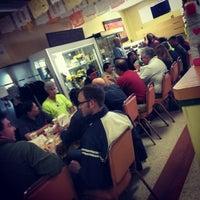 Photo taken at La Borinqueña Mex-icatessen by Tina Tamale R. on 5/22/2014