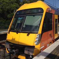 Photo taken at Homebush Station by Mick M. on 1/1/2015