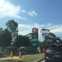 Photo taken at Caltex Woolworths by Nick B. on 12/3/2016