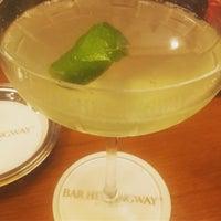 Photo taken at Bar Hemingway by Bertrand D. on 8/11/2016