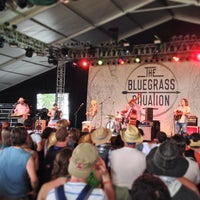Photo taken at That Tent at Bonnaroo Music & Arts Festival by Adam N. on 6/16/2013