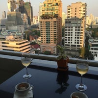 Photo taken at Courtyard by Marriott Bangkok by Eunice M. on 3/15/2015