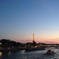 Photo taken at La Seine by Jérôme T. on 8/8/2013
