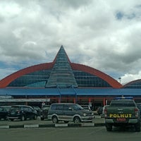 Photo taken at Sentani International Airport (DJJ) by Rental Mobil S. on 10/26/2014