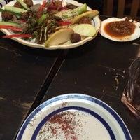 Photo taken at Kabab Café by Abigail K. on 12/28/2014