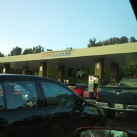 Photo taken at Costco Gas by Elizabeth M. on 12/18/2012