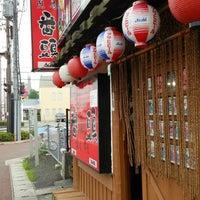 Photo taken at 焼鳥 番頭 by Hideo N. on 7/12/2014