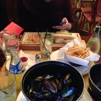 Photo taken at Café Rouge by Jessica L. on 12/23/2013